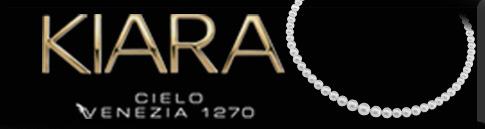 Gioielli e perle collezione kiara