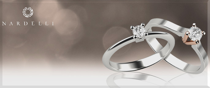 Nardelli gioielli per amore oro e brillanti
